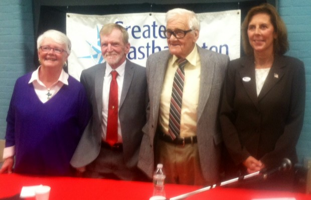 Four Vie In Easthampton Mayoral Debate