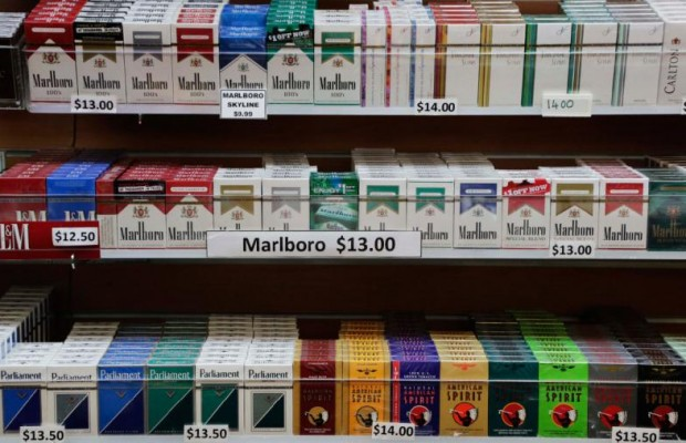 Bob Flaherty on how Smoking Bans Let the Real Villains Off The Hook