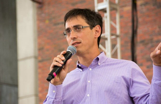 Independent Candidate for Mass. Governor Evan Falchuk Kicks off Tour