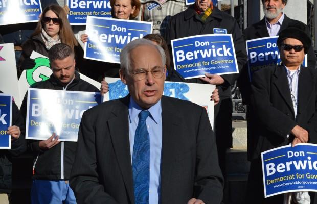 WHMP's Bob Flaherty interviews Don Berwick