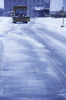 Huntington plow driver charged with OUI