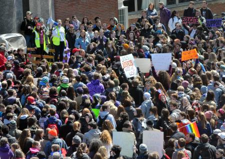 Westboro Baptist Church Fizzles At UMass