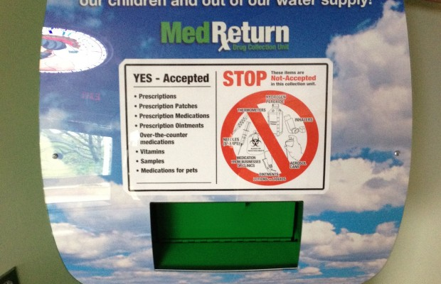 Drug Take Back Day Labeled a Success