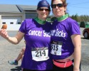 Mother's Day half marathon